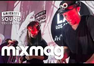 LUPE FUENTES b2b JACK COUSTEAU tech house DJ set in The Lab LA [Video]
