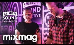 SUPERLOUNGE smooth house set in The Lab NYC [Video]