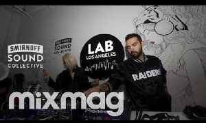LOUIE FRESCO & WHITNEY FIERCE house DJ sets in The Lab LA [Video]