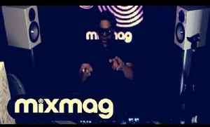 FELIX DA HOUSECAT tech house DJ set in The Lab LDN [Video]