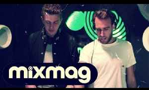 FLIGHT FACILITIES deep house/nu disco set in The Lab LDN [Video]