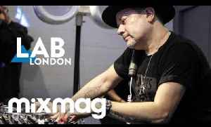 Louie Vega in The Lab LDN (Ministry of Sound X Groove Odyssey Takeover) [Video]