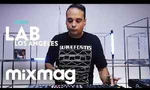 JOHN TEJADA live set in The Lab LA [Video]