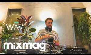 TENSNAKE at WAV Media x Mixmag partnership launch [Video]