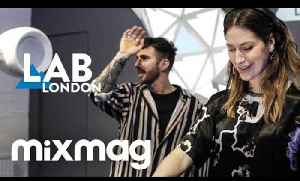 HOT SINCE 82 b2b LA FLEUR in The Lab LDN [Video]