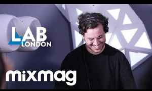 DJ BORING killer house set in The Lab LDN [Video]