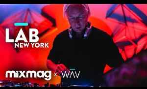 DJ HELL dark techno set in The Lab NYC [Video]