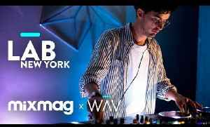 ZIMMER melodic set in The Lab NYC [Video]