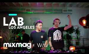 GORGON CITY in The Lab LA [Video]