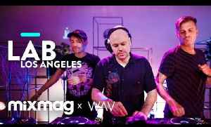 3D: DANNY HOWELLS b2b DAVE SEAMAN b2b DARREN EMERSON in The Lab LA [Video]
