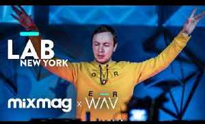ANDREW RAYEL classic trance set in the Lab NYC [Video]