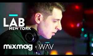 NATHAN MICAY (formerly BWANA) in The Lab NYC [Video]