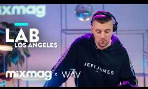 REDLIGHT in The Lab LA [Video]
