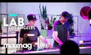 CHRISTIAN MARTIN and LENNY KISER b2b in The Lab LA [Video]