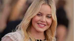Abbie Cornish Reveals She's Engaged [Video]