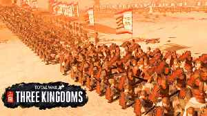 Total War: Three Kingdoms - Official Records Mode Gameplay Reveal [Video]