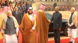 Saudi Arabia Crown Prince Mohammed Bin Salman receives Ceremonial Reception | Oneindia News [Video]