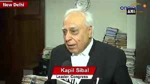 Kapil Sibal says, Pakistan's ISI is a designer of Terrorism and Jaish E Mohammed | Oneindia News [Video]