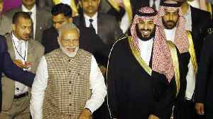 PM Modi and Saudi Crown Prince Mohammed Bin Salman Talks about Terrorism | Oneindia News [Video]