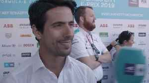 Formula E Lucas di Grassi - Mexico City Preview [Video]