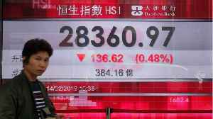Asian Shares Hit 4.5 Month High [Video]