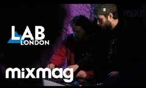BRAME & HAMO house & techno set in The Lab LDN [Video]