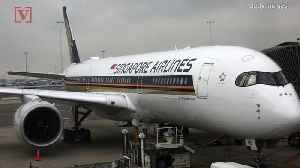 Singapore Airlines Assures Passengers That Cameras in Seatback Screens Are Disabled [Video]
