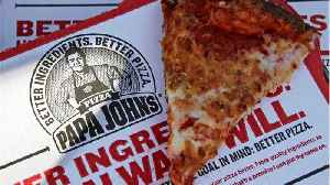 Papa John's Is Adding A Chicken-And-Waffle Pizza To The Menu [Video]