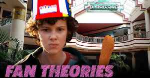 Stranger Things 3 Takes Place In Starcourt Mall And Will Have Zombies - Fan Theories [Video]