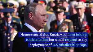 Putin Threatens to Target US If Missiles Are Deployed in Europe [Video]