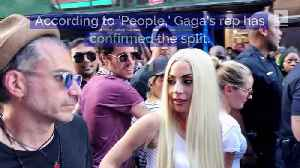 Lady Gaga and Christian Carino Call off Engagement [Video]