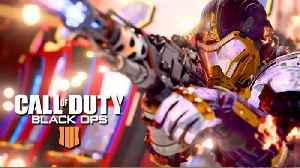 Official Call of Duty: Black Ops 4 –