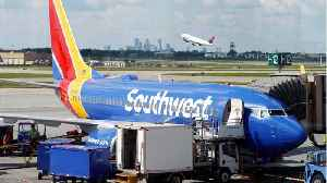 Southwest Shares Take A Tumble [Video]