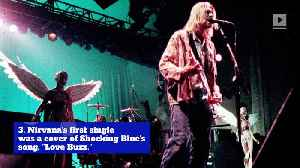 10 Things You Should Know About Nirvana [Video]