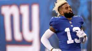 The Patriots Interest Changed The Giants Thoughts On Odell [Video]