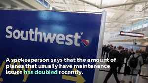 Southwest Airlines Hit With Mechanical and Baggage Issues [Video]