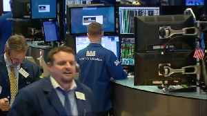 Wall Street rises modestly on Walmart bump [Video]