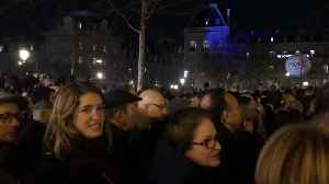 Demonstrators Gather in Paris to Protest Anti-Semitic Attacks [Video]