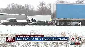 Missouri State Highway Patrol shares what lessons drivers should learn after 47-vehicle pileup [Video]