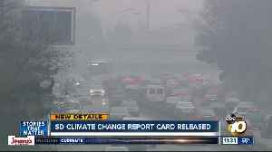 San Diego climate change report card released [Video]