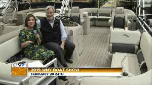 Western New York Boat Show 2019 (Part 2) [Video]