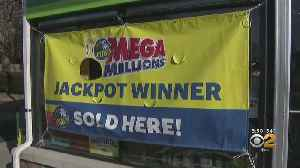 New York Mega Millions Winner Claims Prize [Video]