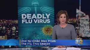 2nd Child Dies Of Flu In New Jersey [Video]