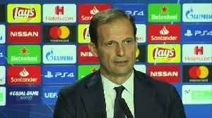 Ronaldo important but team must peform to beat Atletico - Allegri [Video]