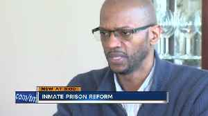 Racine man seeks to change criminal justice system [Video]