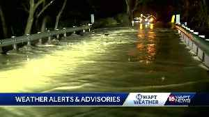Flooding a concern during Severe Weather Preparedness Week [Video]