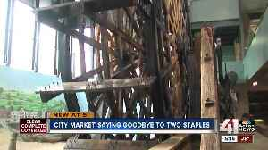 City Market saying goodbye to two staples [Video]