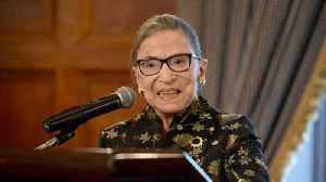 Ruth Ginsburg Is Back in the Supreme Court After Battling Health Issues [Video]