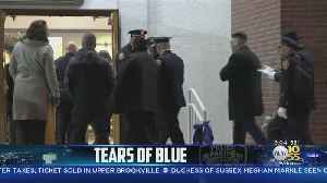 Mourners Pay Respect To Fallen NYPD Det. Simonsen [Video]