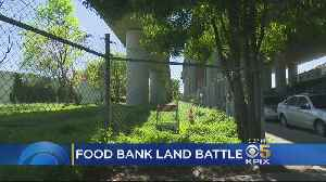 SF-Marin Food Bank, Dogpatch Neighbors Battling Over Small Plot Of Green Space [Video]